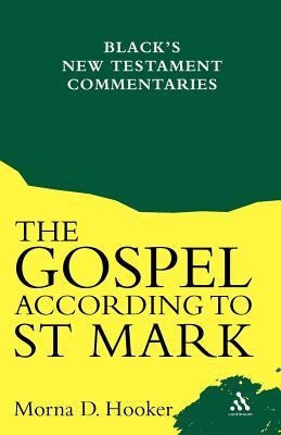 Gospel According to St. Mark - Hooker, Morna D