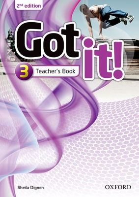 Got it: 3: Teacher Pack -