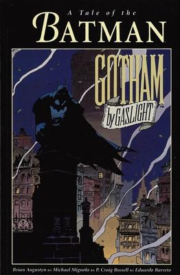 Gotham by Gaslight - Augustyn, Brian