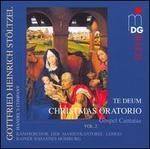 Gottfried Heinrich Stoelzel: Christmas Oratorio, Vol. 2 - Te Deum; Gospel Cantatas