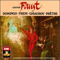 Gounod: Faust - David Bell (organ); Jocelyne Taillon (mezzo-soprano); Marc Vento (baritone); Michele Command (soprano);...