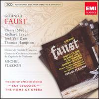 Gounod: Faust - Cheryl Studer (vocals); José van Dam (vocals); Marc Barrard (vocals); Martine Mahe (vocals); Nadine Denize (vocals);...