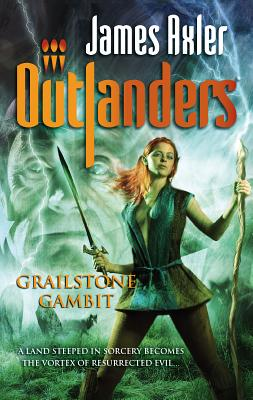 Grailstone Gambit - Axler, James