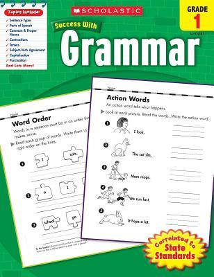 Grammar, Grade 1 - Scholastic, and Dooley, Virginia (Editor)