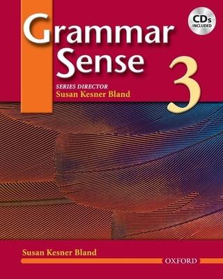 Grammar Sense 3 - Bland, Susan Kesner