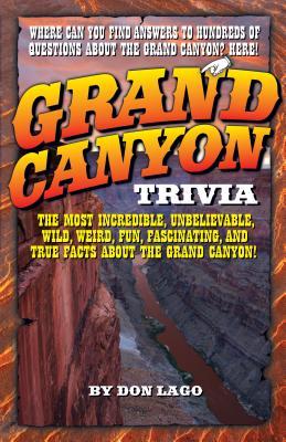 Grand Canyon Trivia - Lago, Don