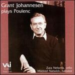 Grant Johannesen plays Poulenc