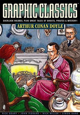 Graphic Classics Volume 2: Arthur Conan Doyle - 2nd Edition - Doyle, Arthur Conan, Sir, and Caputo, Antonella, and Lott, Rod