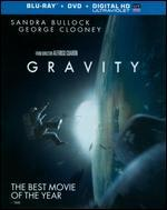 Gravity [Includes Digital Copy] [Blu-ray]