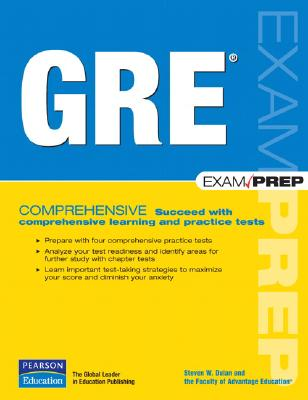 GRE Exam Prep - Dulan, Steven W, and Advantage Education