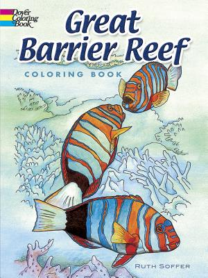 Great Barrier Reef Coloring Book - Soffer