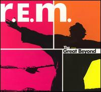 Great Beyond [US CD5/Cassette Single] - R.E.M.