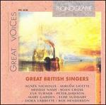 Great British Singers