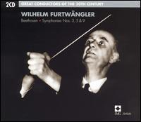 Great Conductors of the 20th Century, Vol. 40: Wilhelm Frutwängler - Erna Berger (soprano); Gertrude Pitzinger (contralto); Rudolf Watzke (bass); Walther Ludwig (tenor);...