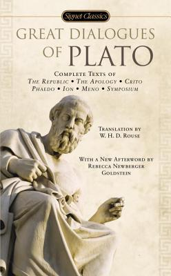 Great Dialogues of Plato - Plato, and Rouse, W H D (Translated by), and Santirocco, Matthew S (Introduction by)