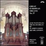 Great European Organs No. 37
