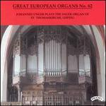 Great European Organs No. 62