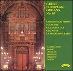 Great European Organs, Vol. 65