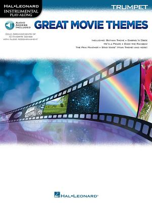 Great Movie Themes: For Trumpet Instrumental Play-Along - Hal Leonard Corp (Creator)