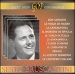 Great Opera Performances: Sesto Bruscantini