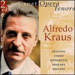 Great Opera Tenors: Alfredo Kraus
