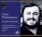 Great Performances: Luciano Pavarotti