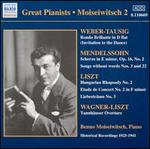 Great Pianists: Moiseiwitsch 2