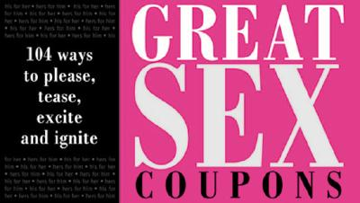 Great Sex Coupons - Sourcebooks