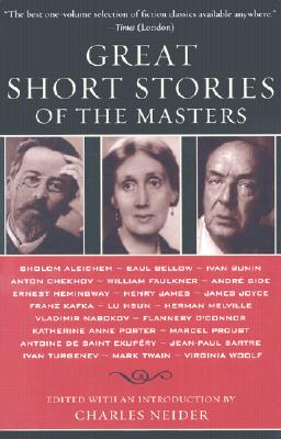 Great Short Stories of the Masters - Neider, Charles (Introduction by)