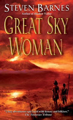 Great Sky Woman - Barnes, Steven