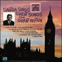 Great Songs From Great Britain - Frank Sinatra