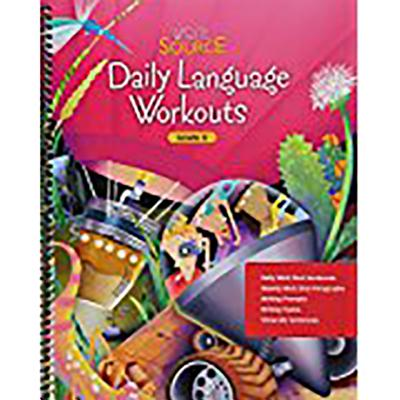 Great Source Write Source: Daily Language Workout Grade 8 - Kemper, Dave, and Sebranek, Patrick, and Meyer, Verne