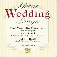 Great Wedding Songs - Various Artists