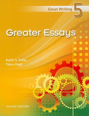Great writing 5 greater essays 2nd edition pdf