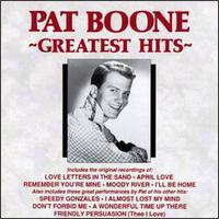 Greatest Hits [Curb] - Pat Boone