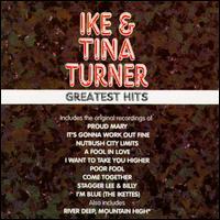 Greatest Hits [Curb] - Ike & Tina Turner