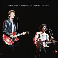 Greatest Hits Live - Hall & Oates