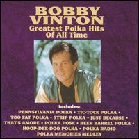 Greatest Polka Hits of All Time - Bobby Vinton
