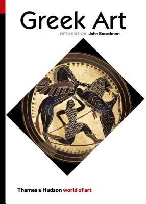 Greek Art - Boardman, John
