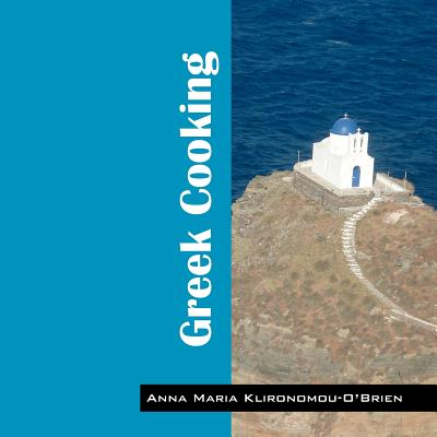 Greek Cooking - Klironomou-O Brien, Anna M