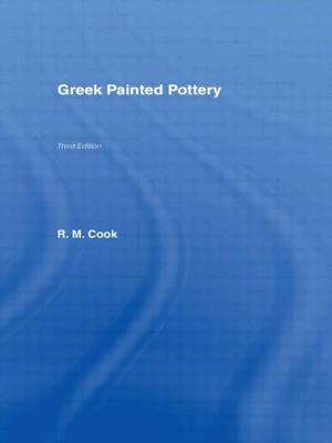 Greek Painted Pottery - Cook, R M