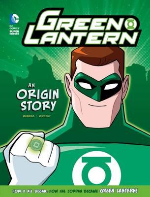 Green Lantern: An Origin Story - Manning, Matthew K.