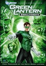 Green Lantern: Emerald Knights - Christopher Berkeley; Jay Oliva; Lauren Montgomery