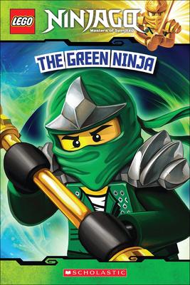 Green Ninja - West, Tracey