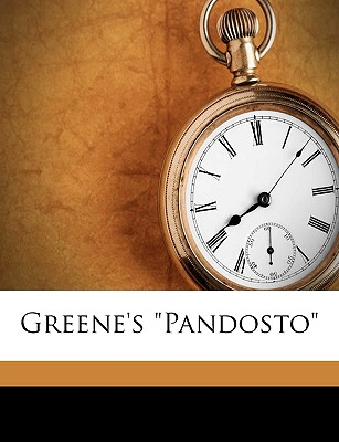 Greene's Pandosto - Greene, Robert