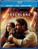 Greenland [Includes Digital Copy] [Blu-ray/DVD] - Ric Roman Waugh
