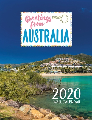 Greetings from Australia 2020 Wall Calendar - Just Be