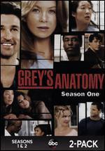 Grey's Anatomy: Seasons 1 and 2 [8 Discs]