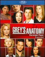 Grey's Anatomy: The Complete Fourth Season [4 Discs] [Blu-ray]