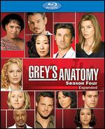 Grey's Anatomy: The Complete Fourth Season [4 Discs] [Blu-ray] -